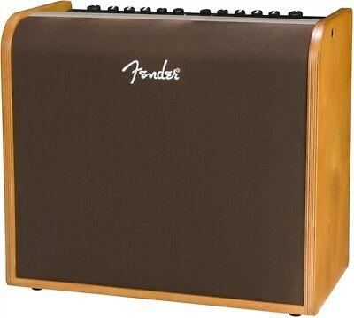 "Fender Acoustic 200 Acoustic Guitar Amp Combo, 200w - 2x8"""