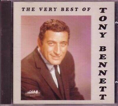 The Very Best of Tony Bennett Heartland Records 1992 Sony