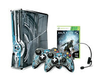 Gaming bundle: Halo Xbox special edition + Samsung HD tv 32 inch + 18 games + Headphones