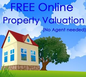 GET A FREE MARKET EVALUATION OF YOUR HOME