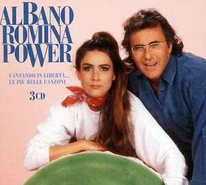 Box Cantando In Liberta' ... Le Piu' Belle [3 CD] - Albano E Romina RCA ITALIANA