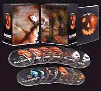 Halloween 15 Disc Blu Ray Complete Collection