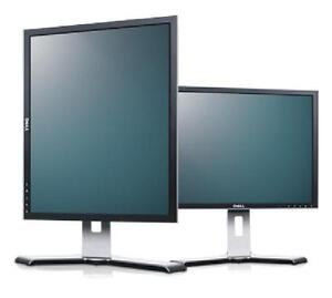 "DELL UltraSharp 2007FBP 20.1"" (51cm) LCD Monitor - 1600x1200 - VGA, DVI-D, Video, S-Video, USB, - 2007FBP - USED"