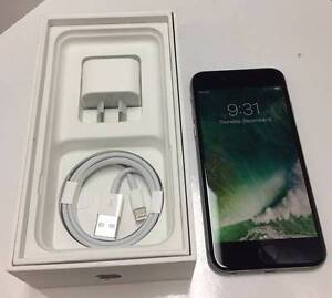APPLE IPHONE 6 UNLOCKED  16GB SPACE GREY Caboolture South Caboolture Area Preview
