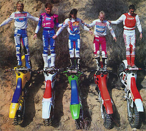 90's Motocross bike