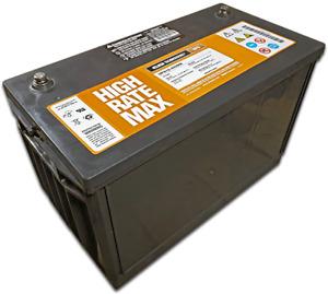 C&D Dynasty UPS12-400MR Batteries x26