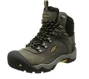 NEW KEEN Mens Revel III Hiking Boots Condtion: New, Magnet/ Tawny Olive, 9 D (M) US