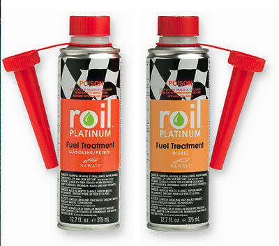 Roil Platinum FUEL TREATMENT (Petrol or Diesel)