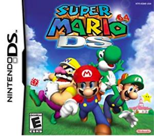 Super Mario 64- DS Game