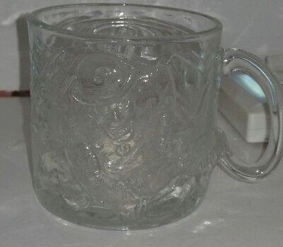 Vintage 1995 Collectible McDonalds Batman Forever The Riddler Glass Mug
