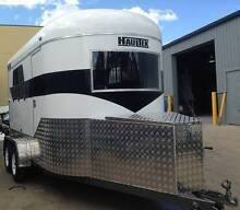 Australian Made 3 Horse Angle Load Float Penrith Penrith Area Preview