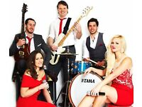 Party band available for events clubs bars restaurant weddings