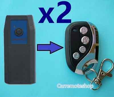 2x DOMINATOR MPC3 MPC4 TX315 DOM503 DOM401 315mhz GARAGE DOOR REMOTE CONTROL