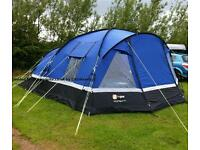 Hi Gear Voyager 6 used tent with carpet