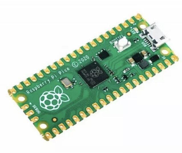 NEW Raspberry Pi Pico Microcontroller Dev. Board RP2040 dualcore processor