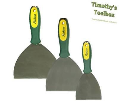 Richard Ergo-grip Stainless Steel Tapingjoint Knife 456 Set