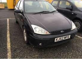 Ford Focus 52 plate spares and repairs