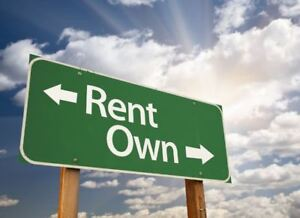 Rent-to-Own and Pay Yourself First!