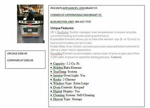 Stoves,Fridges,Washer/Dryers,Dishwashers,liquidation prices Oakville / Halton Region Toronto (GTA) image 2