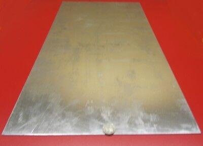 2024 Aluminum Sheet T3 .063 116 Thick X 12 Width X 24 Length