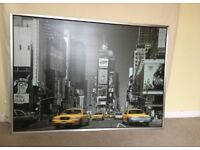 Large New York Picture- Great Statement Piece