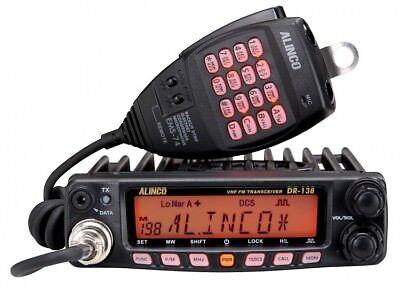 EMISORA DE VHF - Transceptor ALINCO DR-138 HE