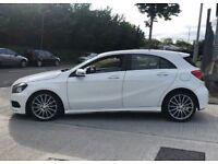 2014 Mercedes-Benz A Class 1,8 A200 CDI AMG Sport 1 owner