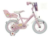 "Kids Bike 12"" wheel - Apollo Cupcake"