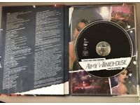 Amy Winehouse Book & Dvd