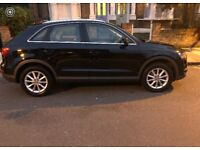 Audi Q3 TDI SE, Solid Black, Immaculate Condition