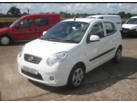 Kia picanto 1... mot&taxed.... lady owner 2010 plate