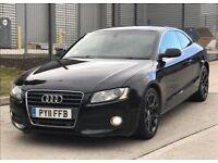 2011 Audi A5 2,7 litre diesel 3dr automatic