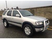 Vauxhall frontera 2.2 d 2004 4x4 £995