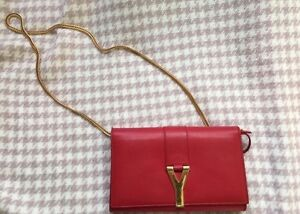 YSL saint laurent clutch and cross bag Rivervale Belmont Area Preview