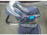 Silver Cross Ventura Car seat - Fantastic Condition