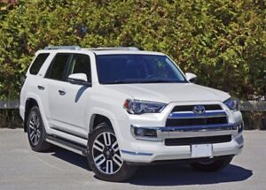 2016 Toyota 4 Runner - Limited
