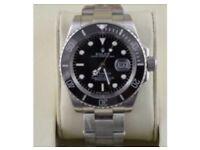 Rolex submariner daytime