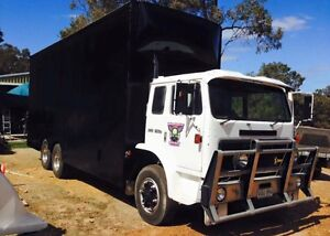 International truck Keysbrook Serpentine Area Preview
