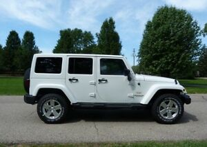 2012 Jeep Wrangler Unlimited Sahara Other