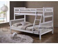 *LOOK BARGAIN* TRIPLE SLEEPER BUNK BED