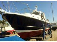 Seaward 25 Motor boat