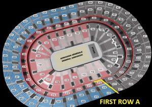2 billets Radiohead Tickets Montreal 16 juillet première rangée