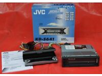 JVC KD-S641 CD Receiver