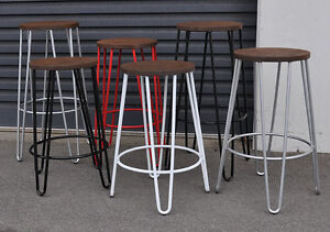 Hairpin Stools Osborne Park Stirling Area Preview