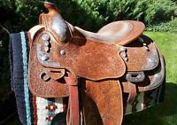 1993 Blue Ribbon Show Saddle