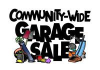 Beechwood West 2 Garage Sale May 6, 2017