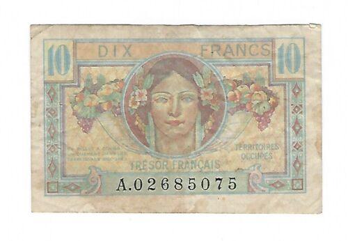 France - 10 Francs, 1947