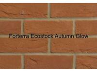 Forterra Ecostock Autumn Glow Bricks 65mm £200 Per Pack