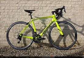Specialised Roubaix SL4 Lime green 2015 61cm