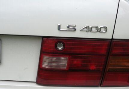 1995 Lexus LS400 Sedan Wolli Creek Rockdale Area Preview